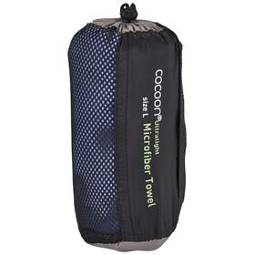 Cocoon Microfiber Towel Ultralight - Serviette microfibre - bleu
